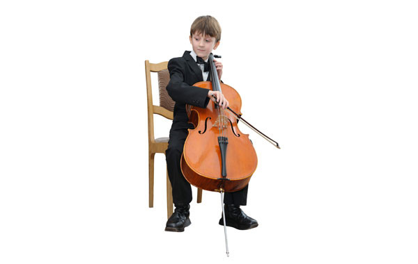 Cello Lessons <span>For Children</span>