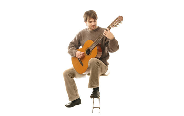 Acoustic Guitar Lessons <span>For Adults</span>