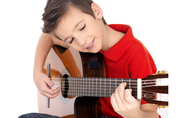Acoustic Guitar Lessons <span>For Children</span>