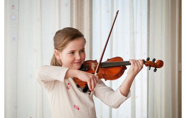 Violin Lessons <span>For Children</span>