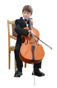 Cello children